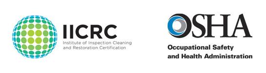 OSHA and IICRC