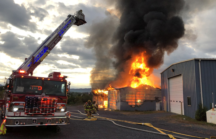Commercial Fire Restoration San Diego