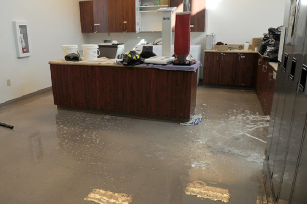 Commercial Flood Damage