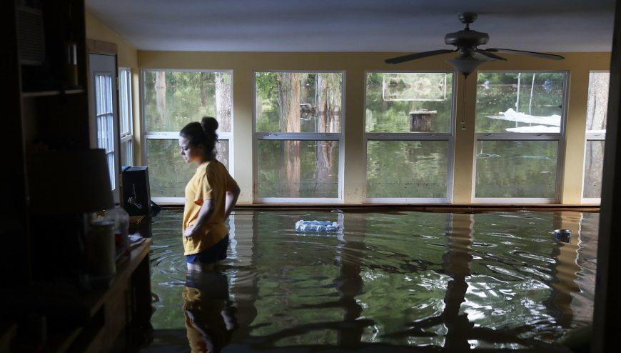 Residential Flood Damage San Diego
