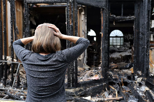 San Diego Fire Damage Company