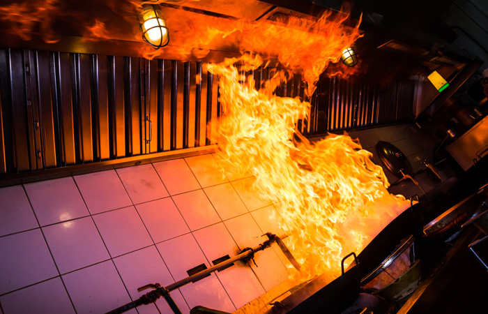 Restaurant Fire Restoration San Diego